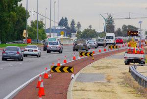 Mitchell Freeway Perth traffic management
