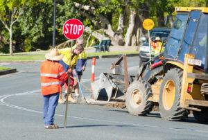 Kings Park Perth traffic control