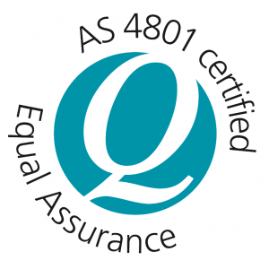 Highways Traffic is AS 4801 Certified as a leading traffic management organisation